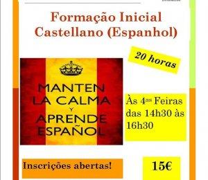 Formação Inicial de Castelhano