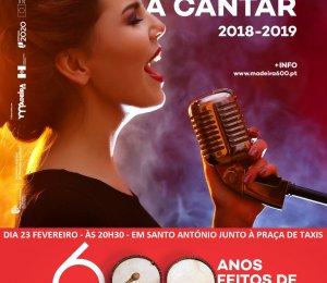 """Concurso """"Madeira a Cantar"""""""