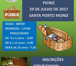 Piquenique 2017 - Santa do Porto Moniz